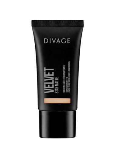 Divage Divage Velvet - 12 Saat Kalıcı Mat Fondöten 03 Ten